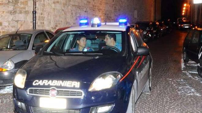 Blitz carabinieri Centro Storico Ventimiglia
