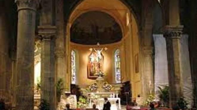 Cattedrale san siro interno