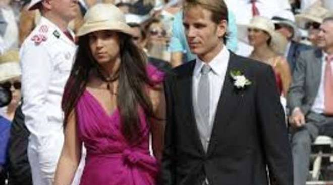 matrimonio Andrea Casiraghi Tatiana Santo Domingo