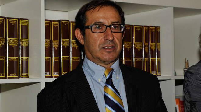 L'avvocato Mario Leone