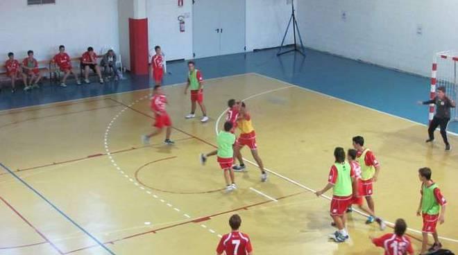 Pallamano Ventimiglia Under 16 vs abc bordighera