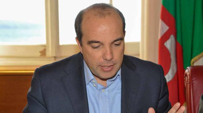 L'assessore ai servizi sociali Fabrizio Risso