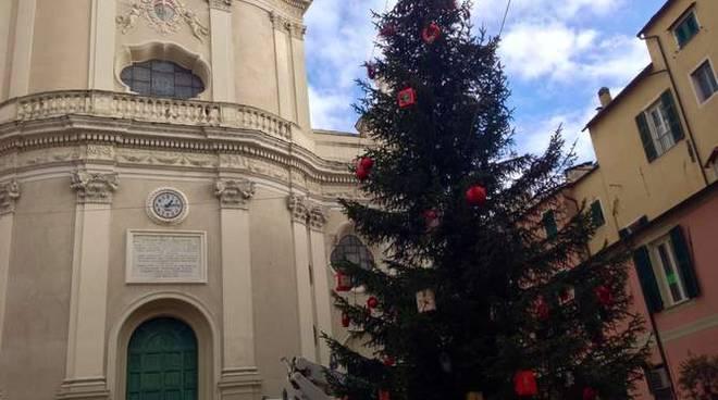 Albero di Natale comitato San Giovanni 2013