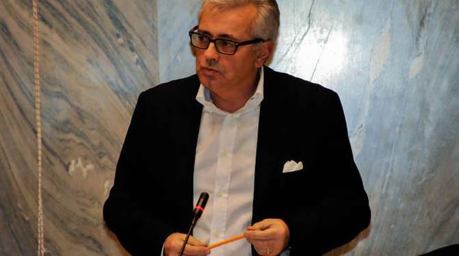 Antonello Ranise durante il suo intervento
