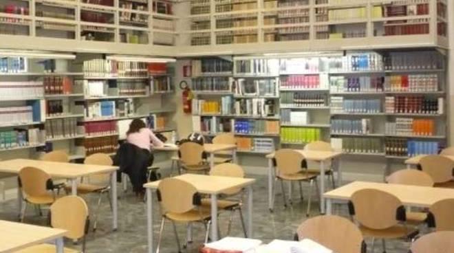 Biblioteca civica sanremo generica