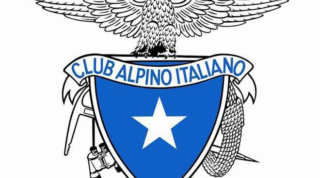 cai club alpino italiano logo