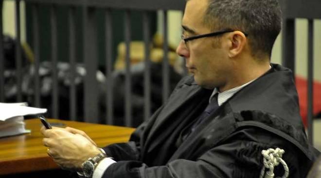 L'avvocato Luca Ritzu