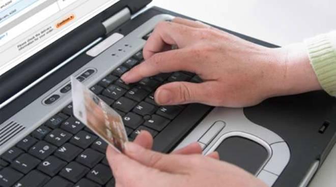 Truffa internet carta credito