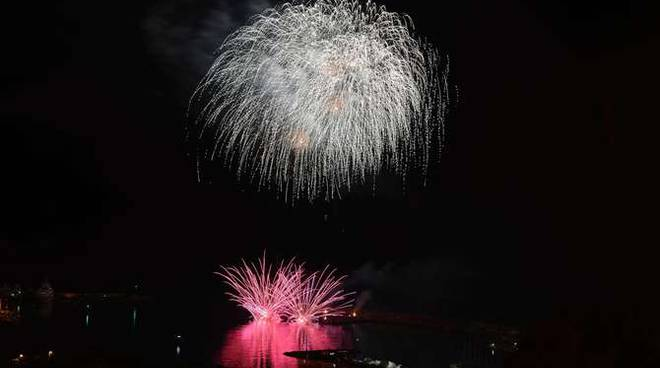 Fuochi artificio capodanno Sanremo 2014 tonino bonomo