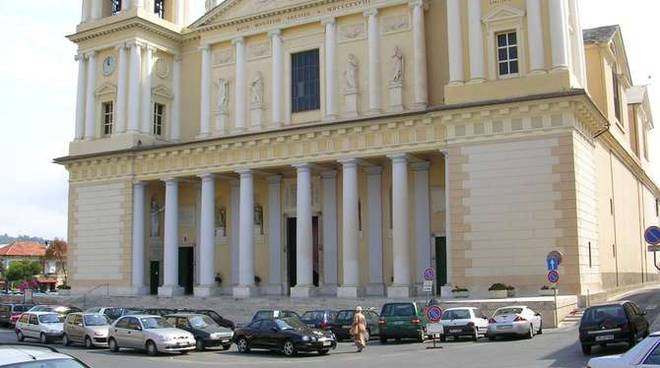 Duomo chiesa San Giovanni Imperia