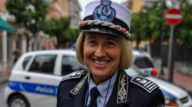 Daniela Bozzano, Comandante Polizia Municipale di Diano Marina