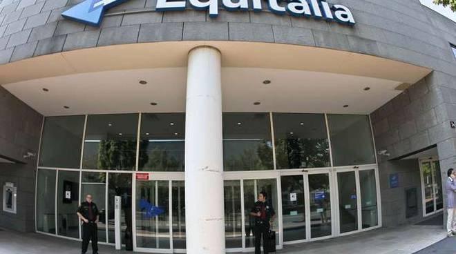 Lavoratori di Equitalia in sciopero: