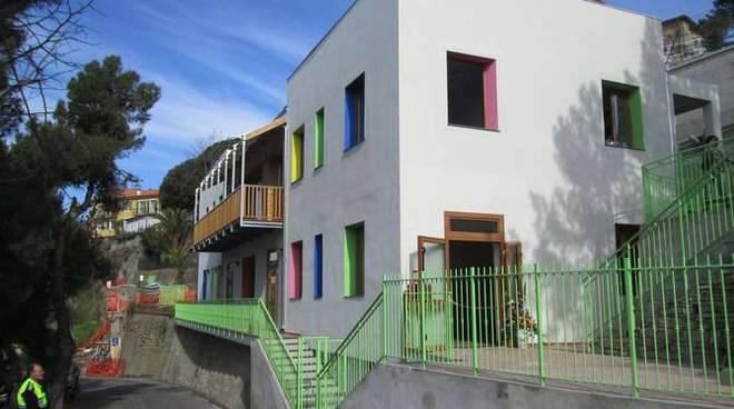 Inaugurazione scuola Perinaldo Burlando marzo 2014
