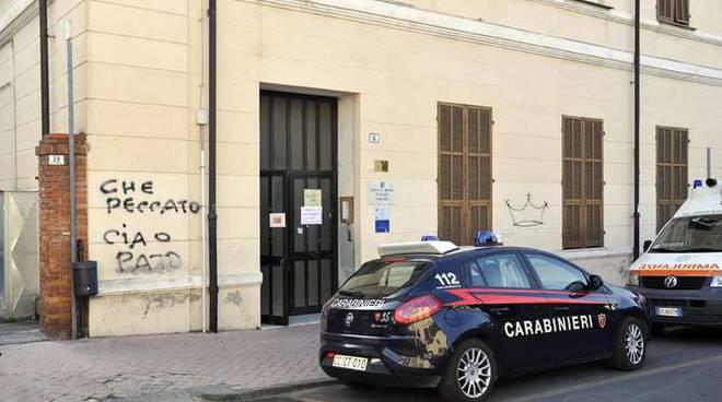 Scuola Boine atti vandalici