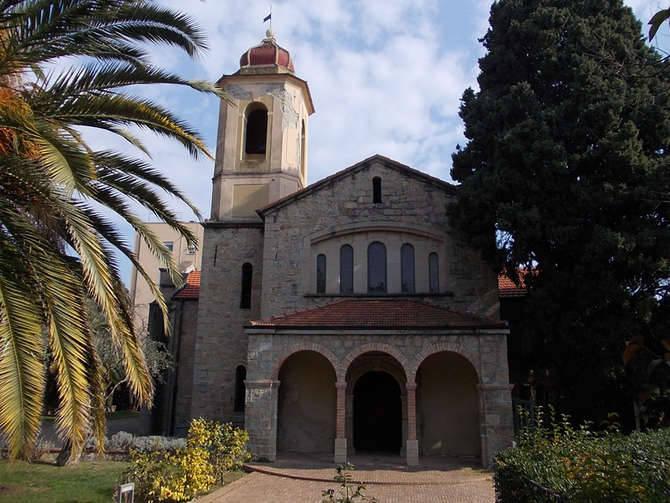 chiesa anglicana bordighera