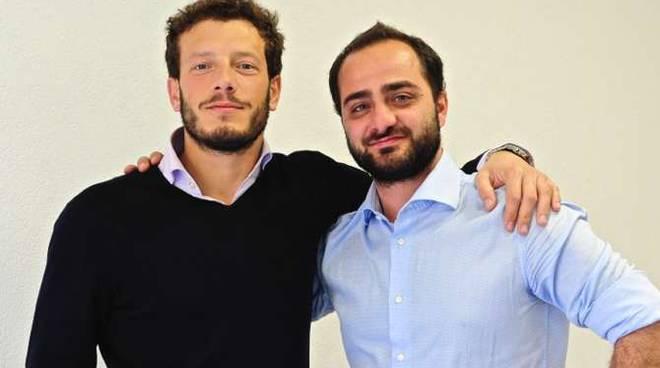 Enrico Ioculano e Gabriele Campagna