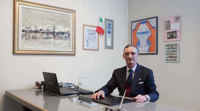 Candidato sindaco Olivetta comunali 2014 Adriano Biancheri