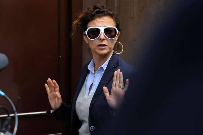 L'avvocato Piera Poillucci