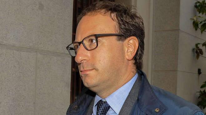 Paolo Della Pietra, direttore Confindustria Imperia