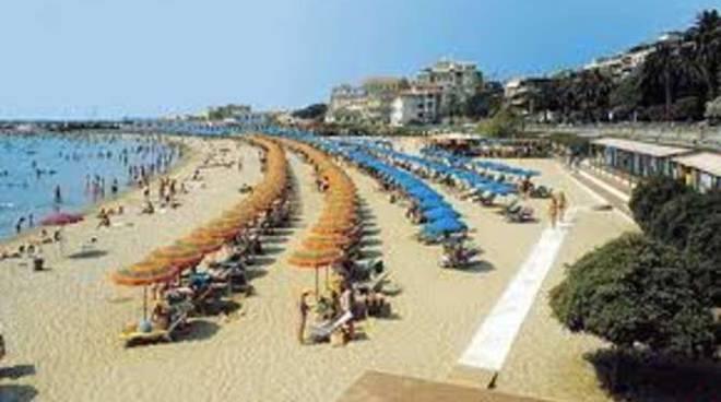 spiagge sanremo