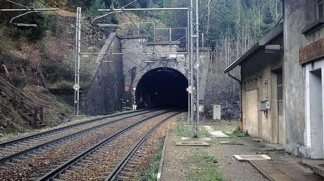 Treno galleria generica