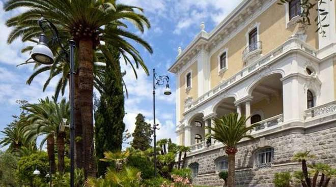 villa regina margherita bordighera