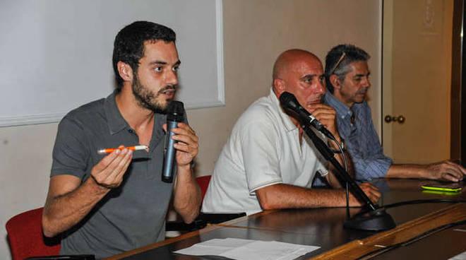 dibattito imperia bene comune agnesi polivalente 23/7/14