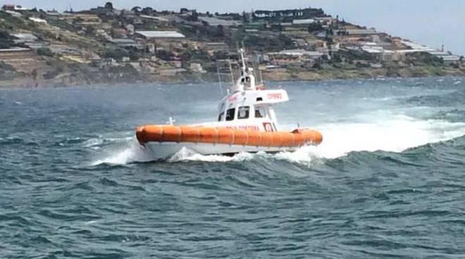 Guardia Costiera Sanremo motovedetta generica