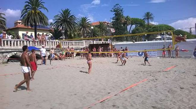 torneo beach volley diano