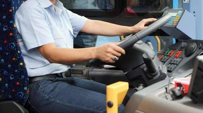Autista autobus generica