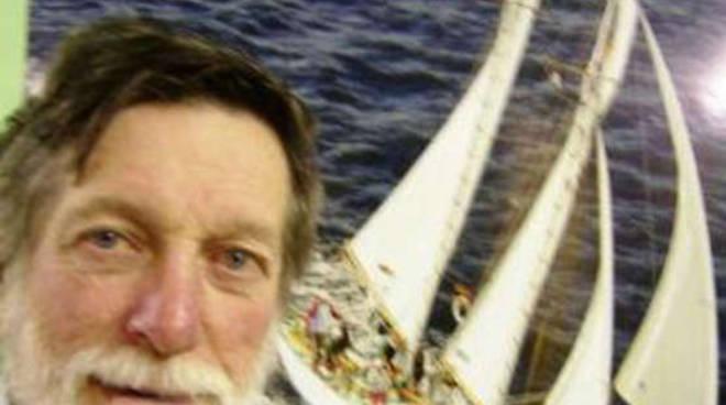 Ferito razzo Sergio Salvagnbo William Mac Innes porto Imperia settembre 2014
