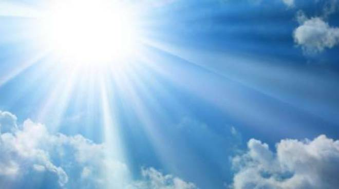 bel tempo sereno meteo sole