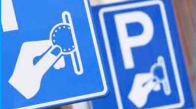parcheggio pagamento