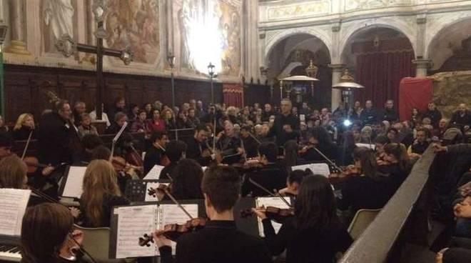orchestra giovanile ponente ligure