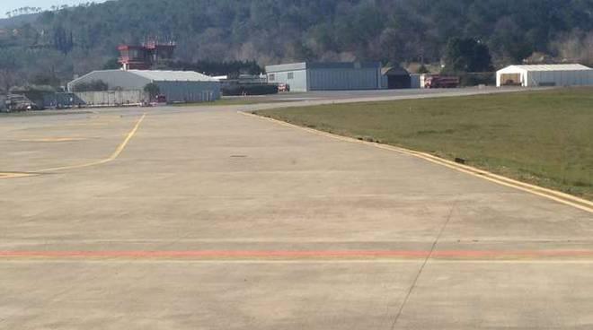 Aeroporto Panero di Villanova d'Albenga, Si avvia la fase di privatizzazione dello scalo