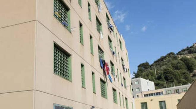 carcere sanremo valle armea alloggi penitenziaria