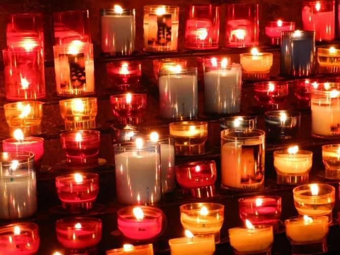 lumini da morto