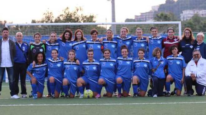 matuziana sanremo calcio femminile 2015