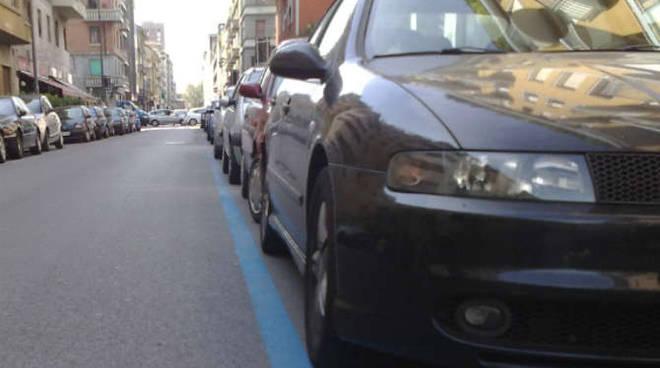 parcheggio imperia generica