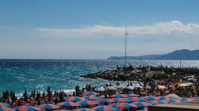 spiaggia generica