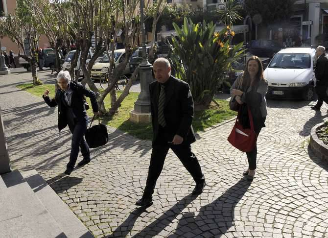 commissione  d'accesso entra in Comune a Diano Marina