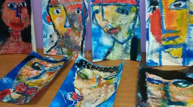 """Alla Scuola Primaria di Castellaro """"Piccoli pittori crescono"""""""