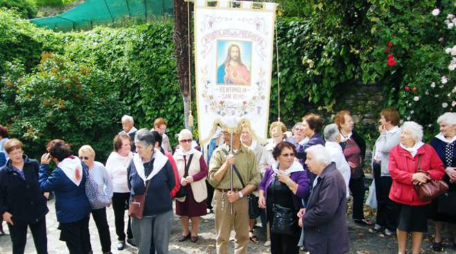 Apostolato della Preghiera a Molini per San Lantrua