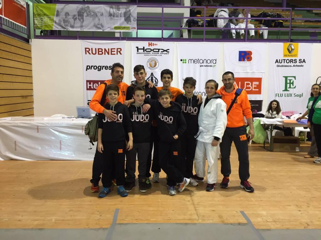 Città dei 3 Castelli judo circolo sanremo aprile 2015