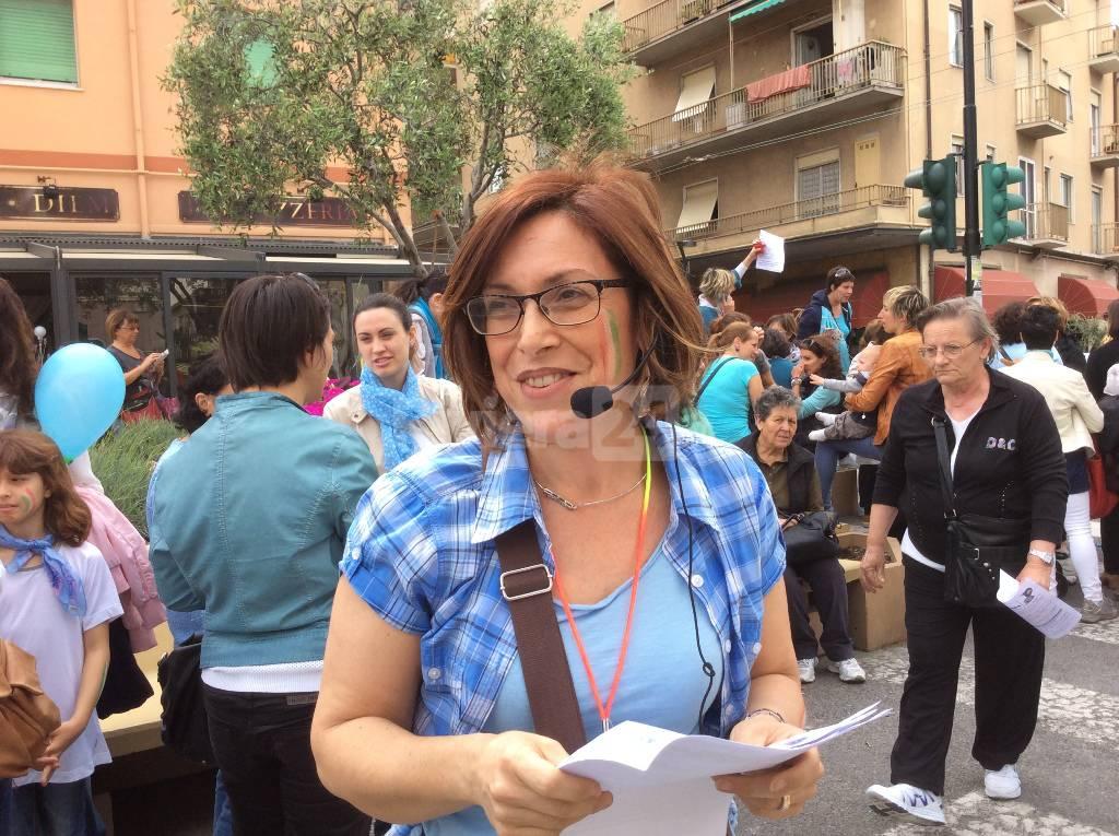 flash mob vallecrosia #buonascuola