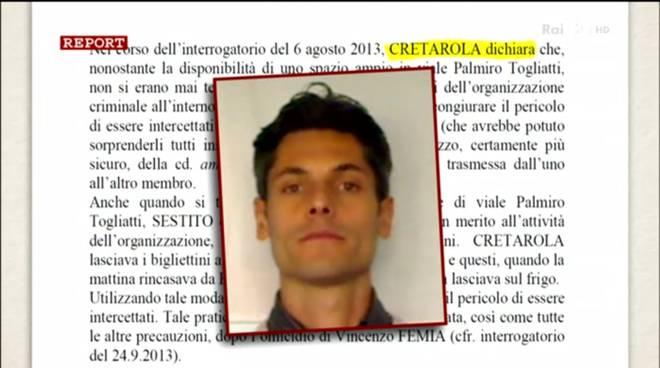 gianni cretarola report