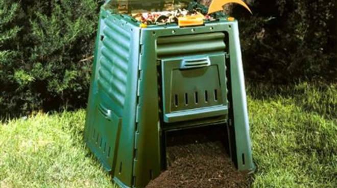 kit compostaggio domestico