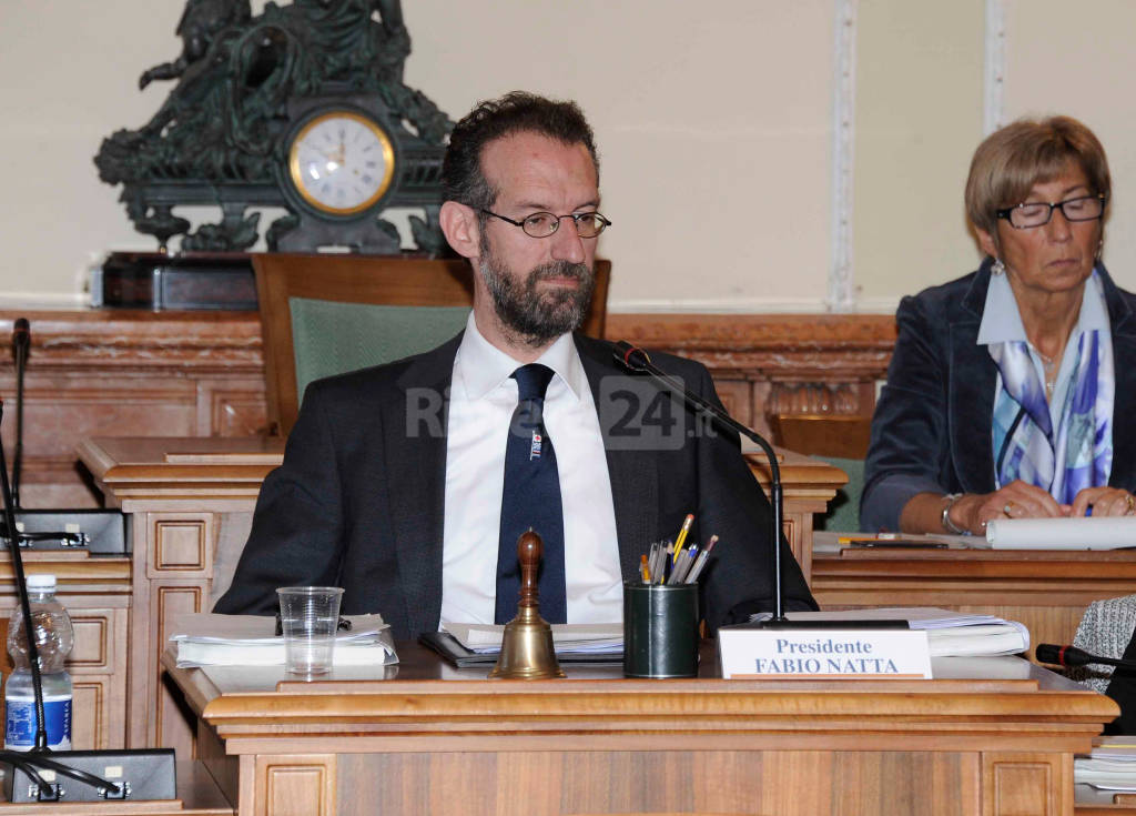 Prima seduta di Consiglio Provinciale Imperia 2015