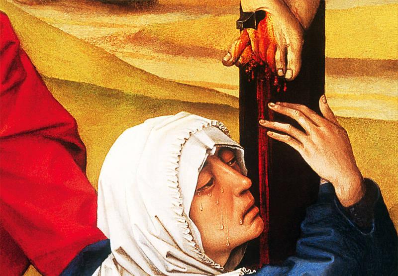 Maria piedi della croce