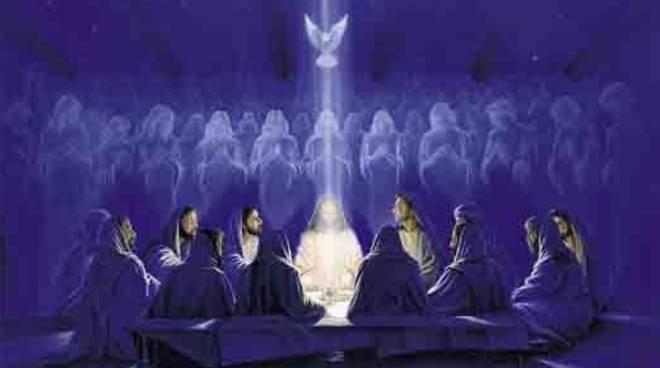 spirito santo gesù